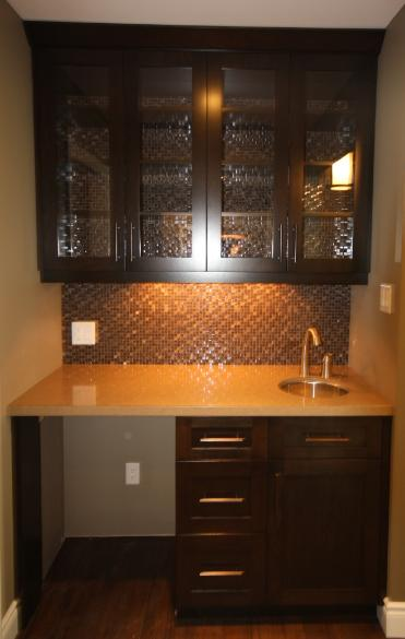 Wet Bar And Pantry